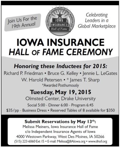 IIHOF Ceremony 2015