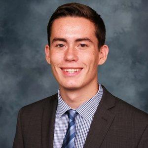 Nate Ruplinger - Drake 2018 Scholarship Recipient