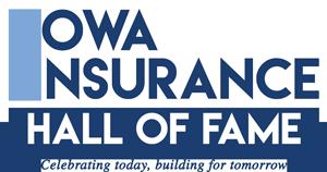 Iowa Insurance Hall of Fame Logo